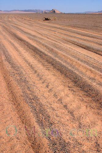 La piste du Dakar