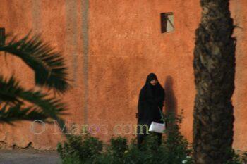 Femme arabe marrakech
