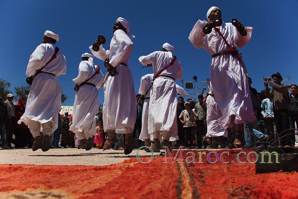 Danse des Gnaouas