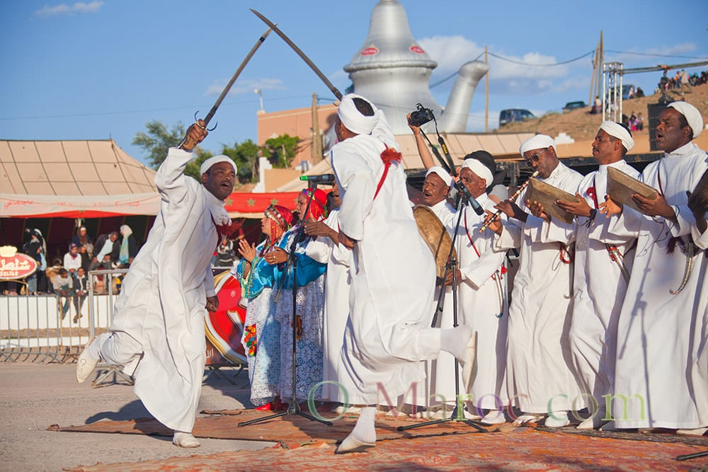 Danse du sabre