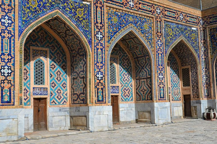 Samarcande mosquee