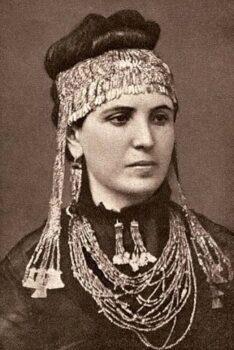 Sophia schliemman bijoux helene