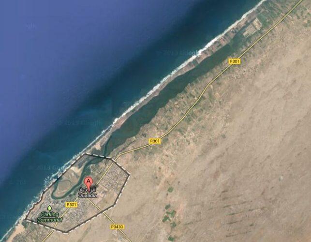 Lagune oualidia