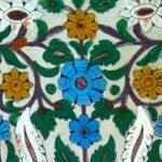Motifs bois peints bahia