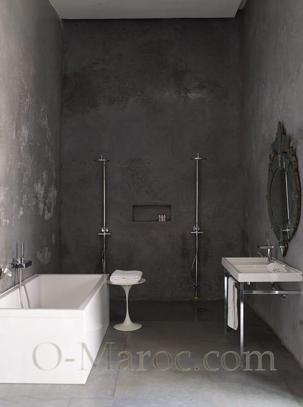 Salle de bain philippe starck