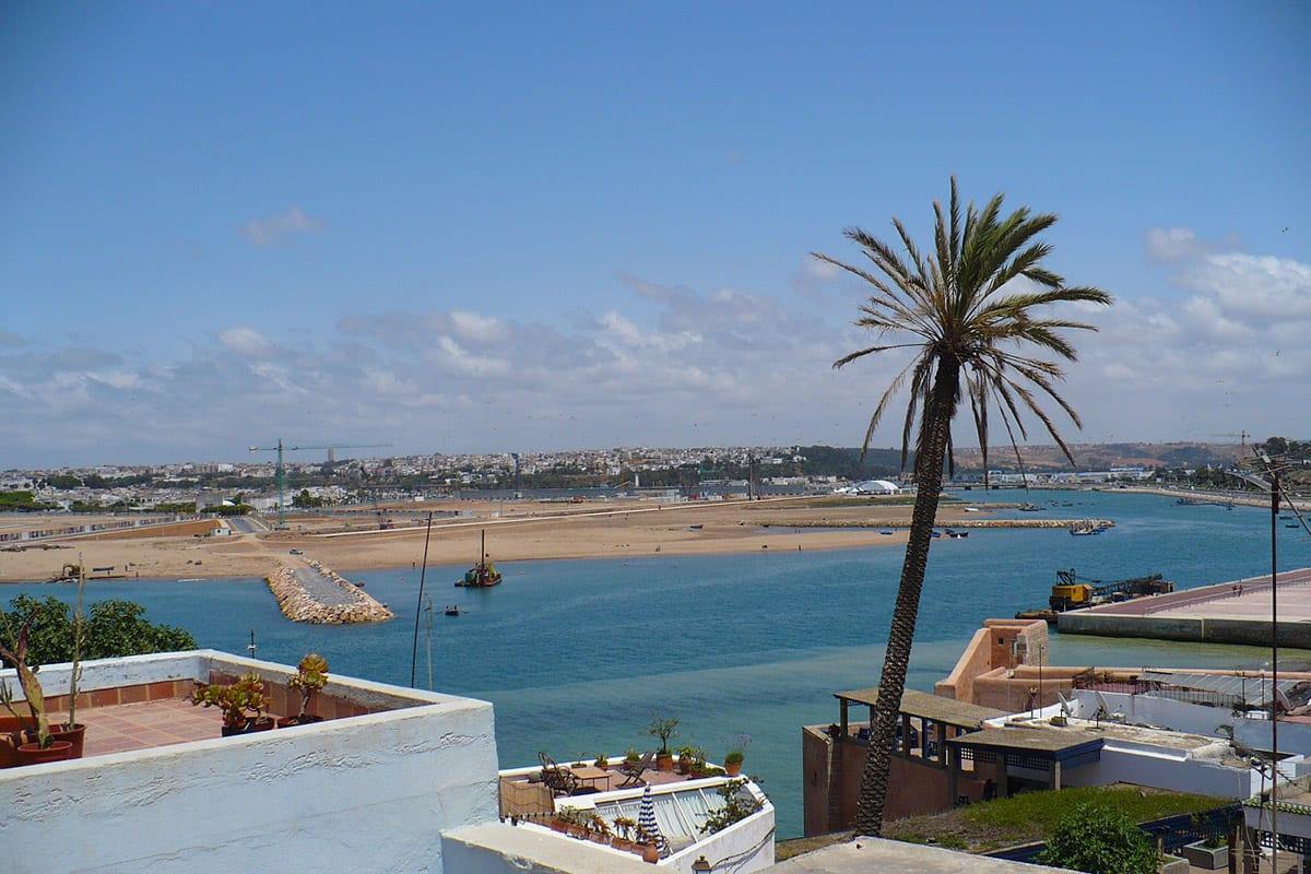 Bouregreg entre Rabat et Salé