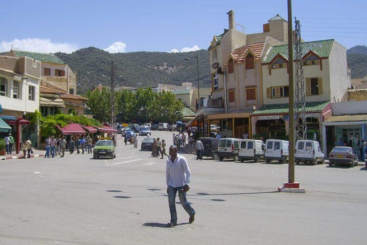 Place centrale azrou