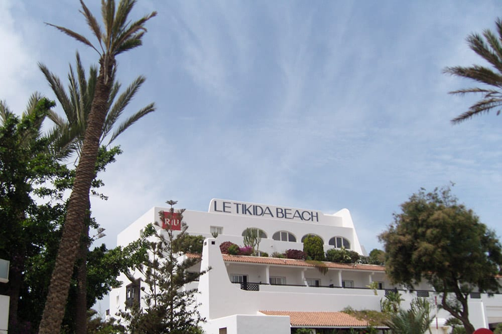 Tikida beach agadir