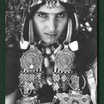 Femme berbere aït baamrane
