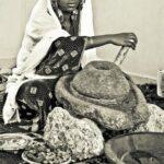 Jeune fille argan ofabdo photographie