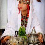 Le thé et le machbouh baamrant ofabdo photographie
