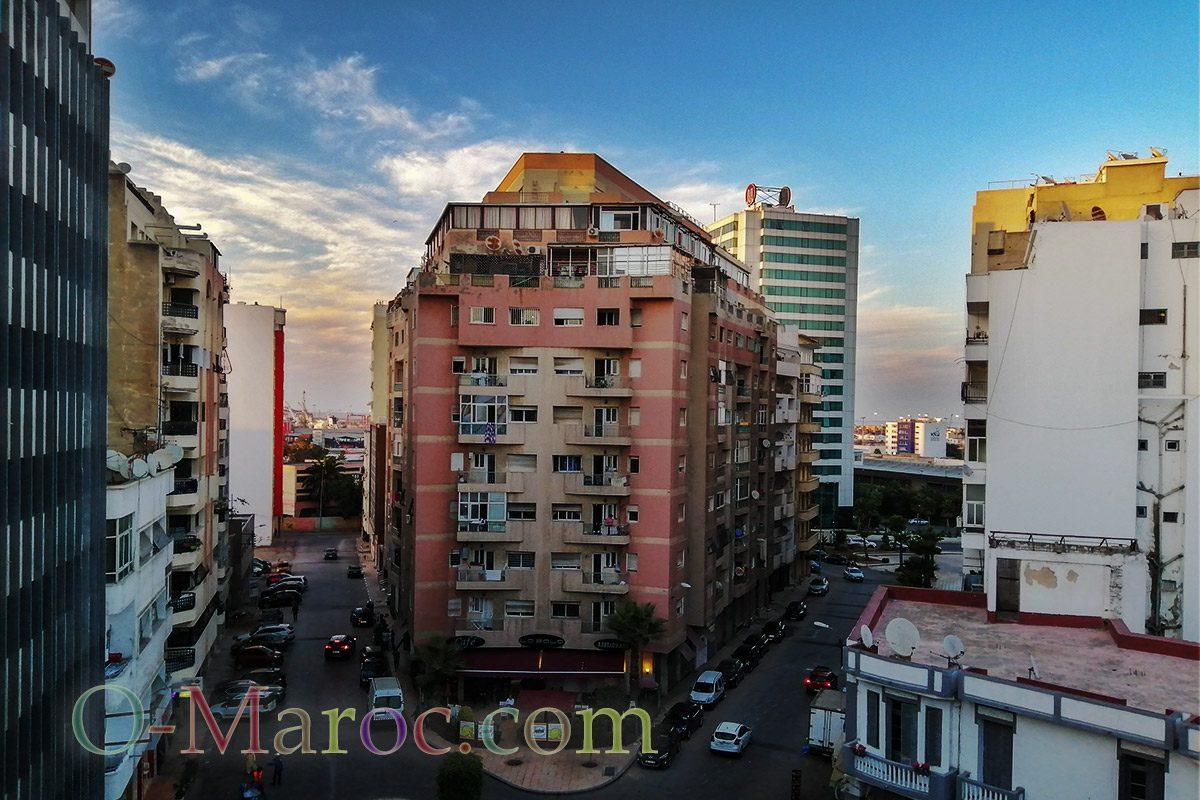 Casablanca par beau temps