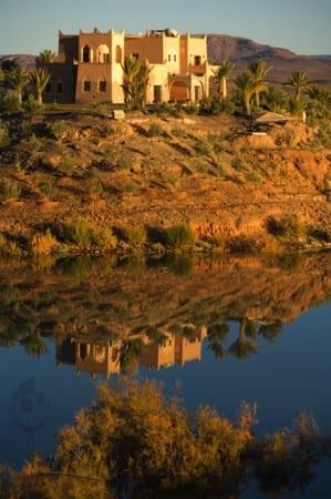 Villa au bord du golfe