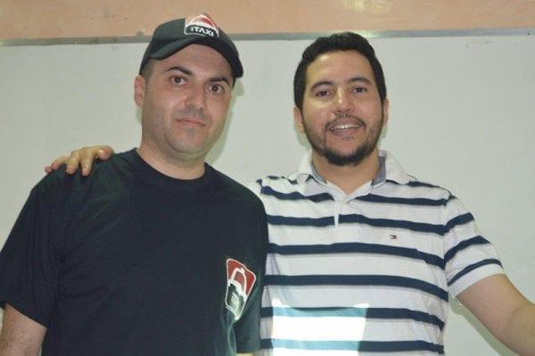 Portrait de Tayeb Sbihi et Ali Echihabi