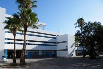 Le lycée Lyautey