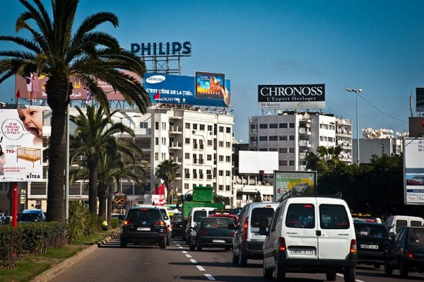 Avenue de Casablanca