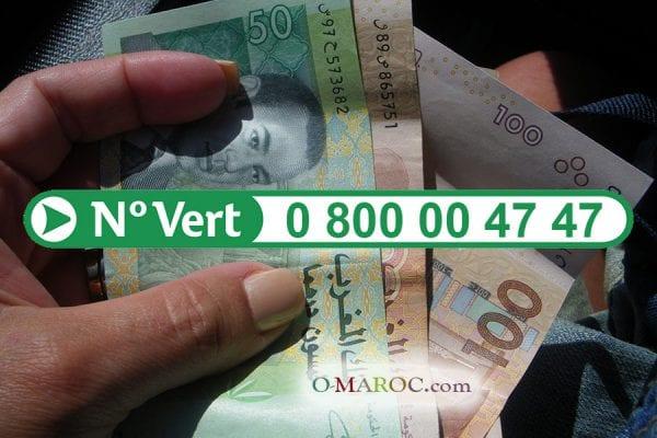 0800004747 : numéro vert anti corruption au Maroc