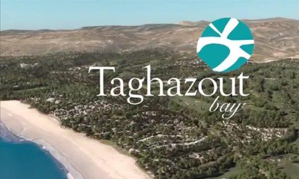 La plaquette de Taghazout Bay